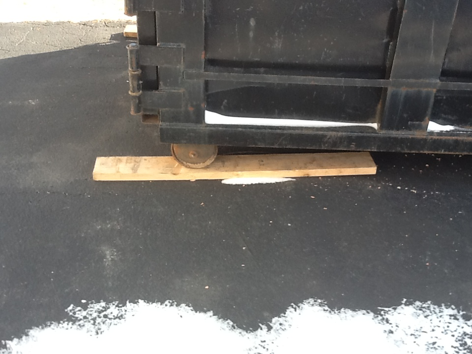 Waconia Roll Off Service - Waconia, MN - We protect your driveway