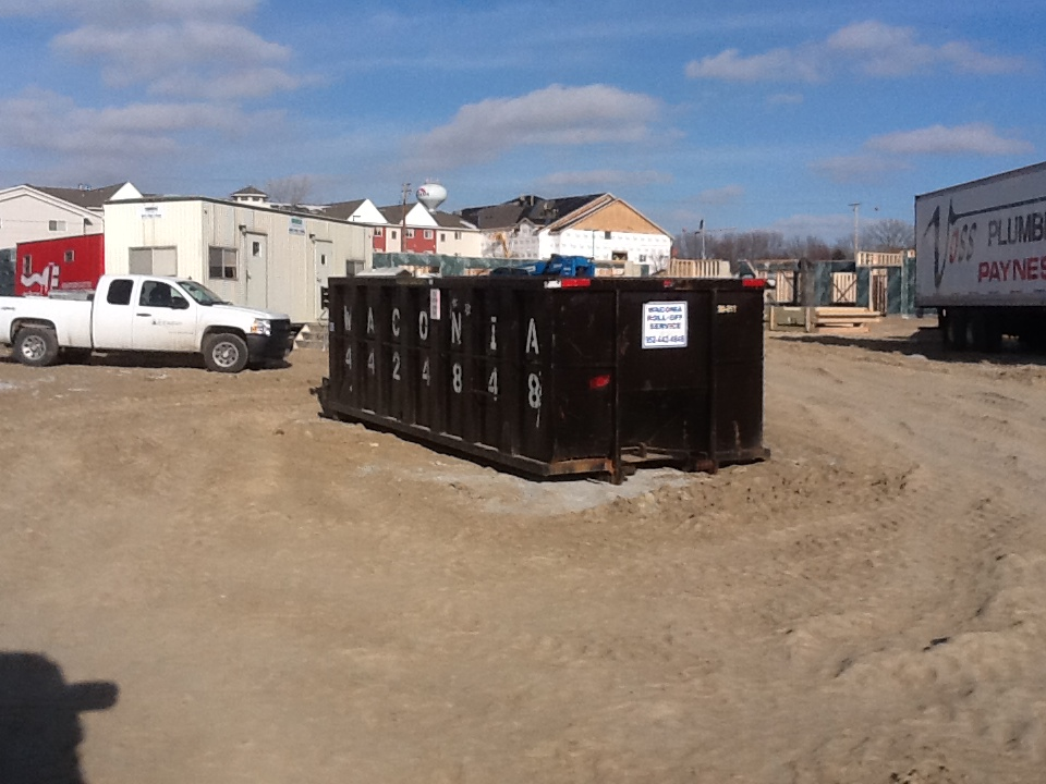 Waconia Roll Off Service - Waconia, MN - 30 yard commercial dumpster