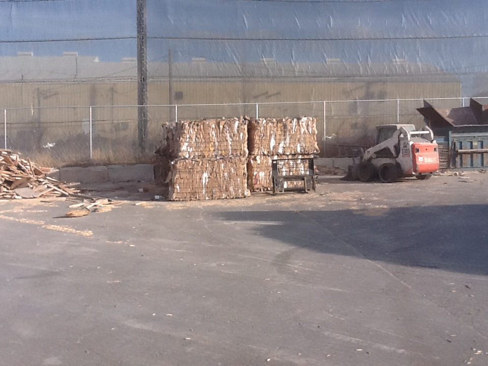 Waconia Roll Off Service - Waconia, MN - Recycled cardboard
