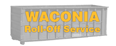 Waconia Roll-Off Service Logo
